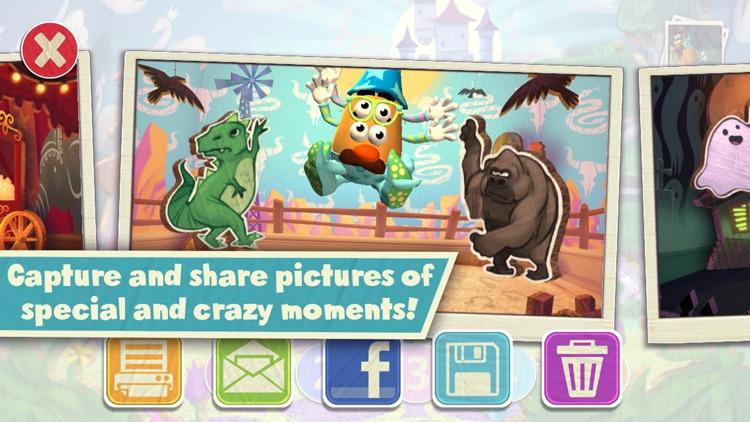 Mr. Potato Head - Create & Play: School Edition screenshot-4