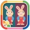 お子様用の記憶マッチゲーム – 幼児向けの楽しいマッチングアプリ - iPhoneアプリ