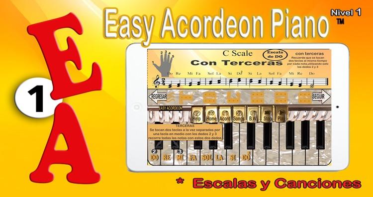 Easy Acordeon Piano 1 screenshot-3
