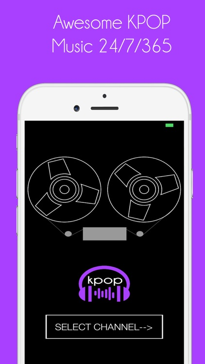 Awesome K-POP Music Radio screenshot-4