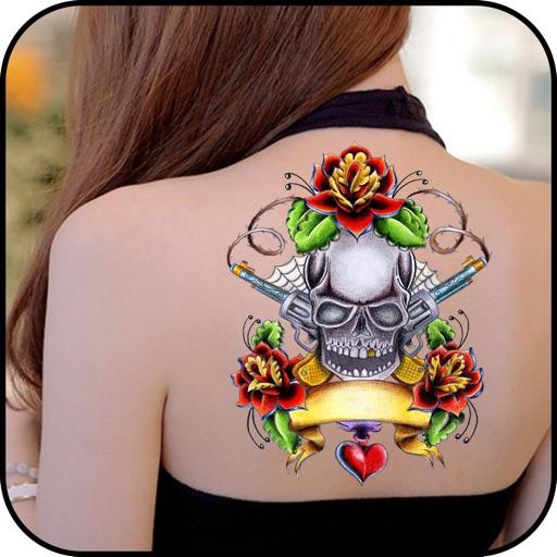 Fun Tattoo Photo Editor