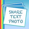 Share Text Photo Free