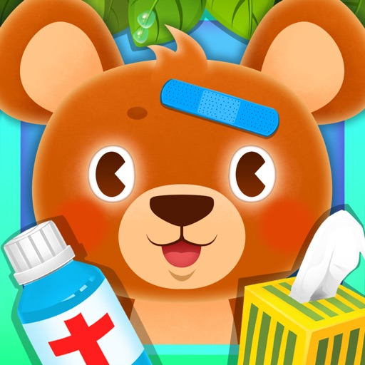 Little Forest Doctor - Pet Hospital & Animal Rescue! iOS App