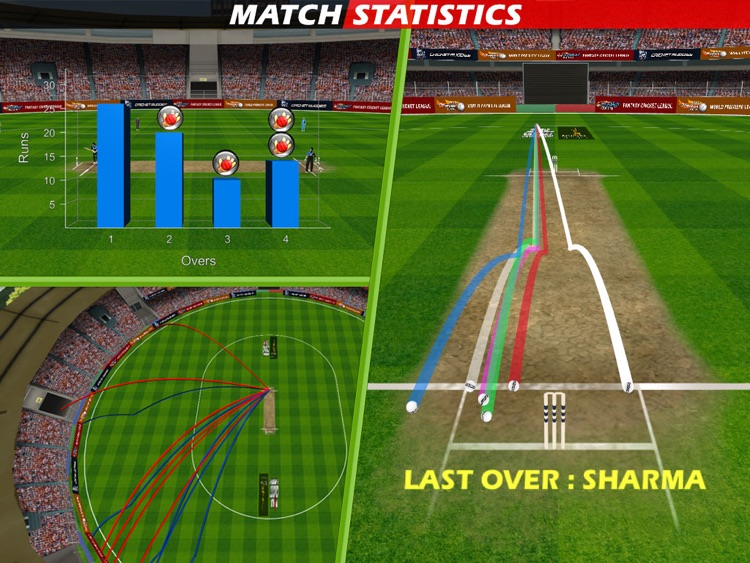 World Cricket Championship Lite screenshot-3