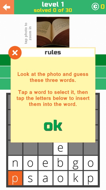 3 Little Words: Word Search Game
