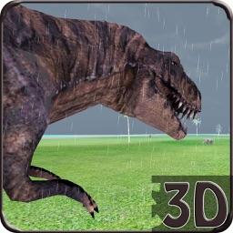 Tyrannosaurus Rex Jurassic Simulator Jungle Hunt