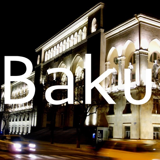 hiBaku:Baku Offline Map and More(Azerbaijan)
