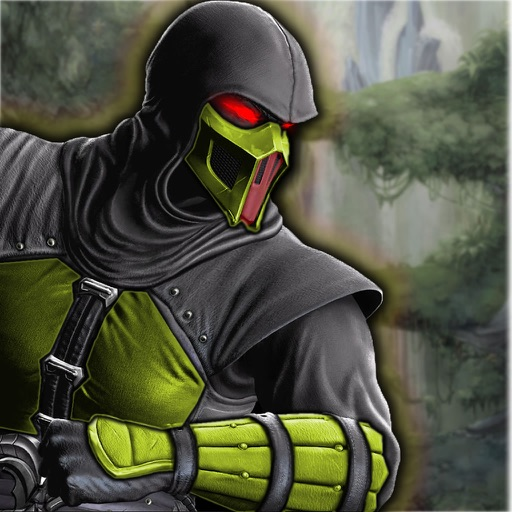 Radiation Angry Ninja Jumper icon