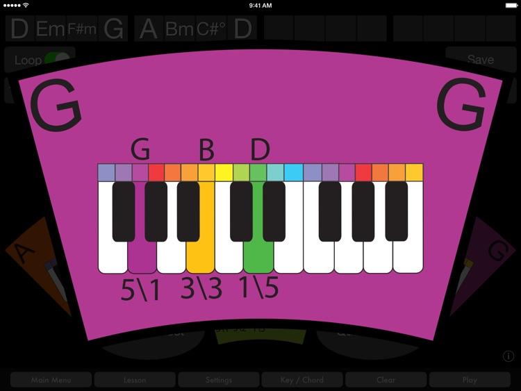 Piano Chords by Music Wormhole screenshot-3