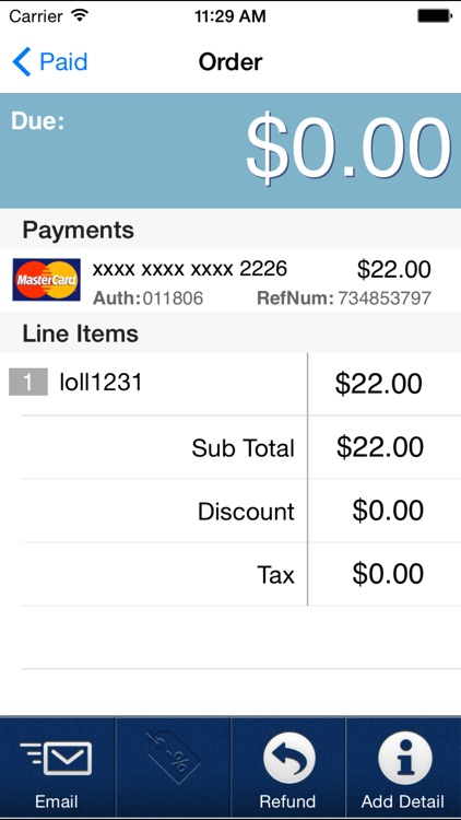 USAePay Point of Sale Credit Card Payment System screenshot-4