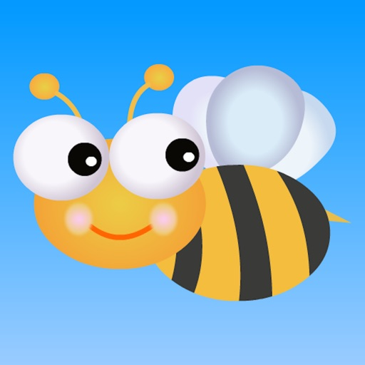 ABC Phonics Rhyming Bee - Preschool Kindergarten learning game