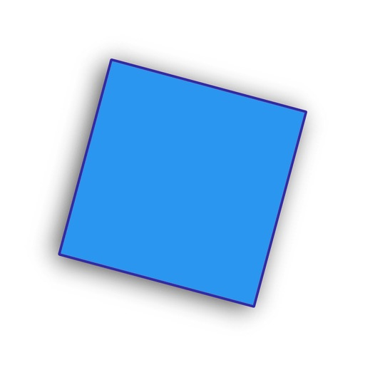 Blue Tile icon