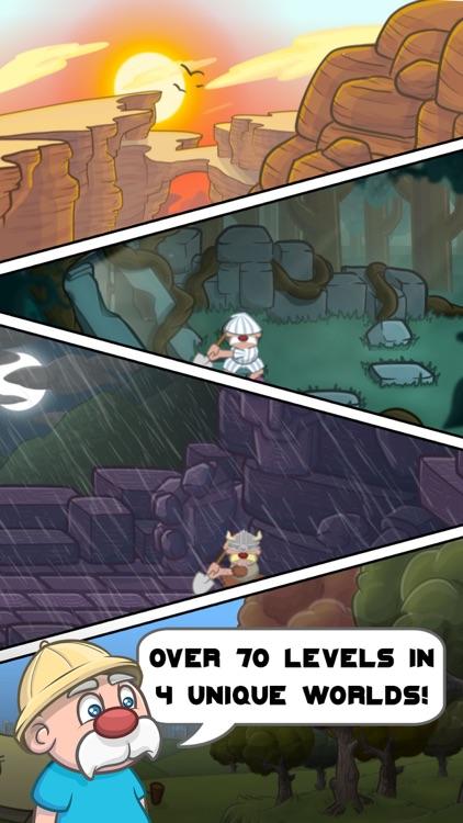 Dig a Way screenshot-4