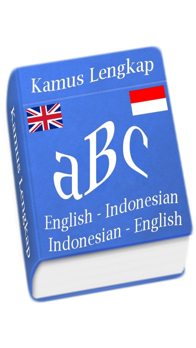 Kamus Lengkap - English N' Indonesia Dictionary iPhone