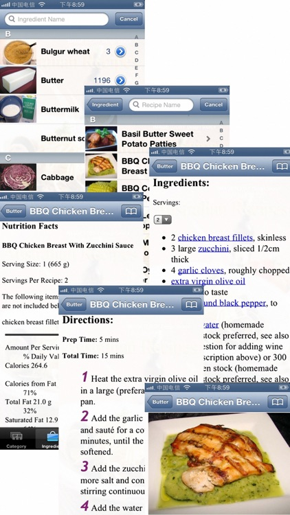 Australian Recipes screenshot-2