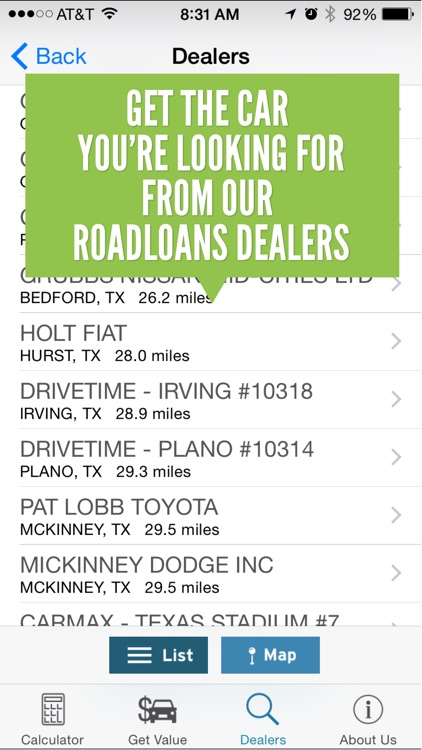 RoadLoans - Tools for Cars: Finding, Buying, & Owning - with Loan Calculator, VIN Scanner, & More screenshot-4