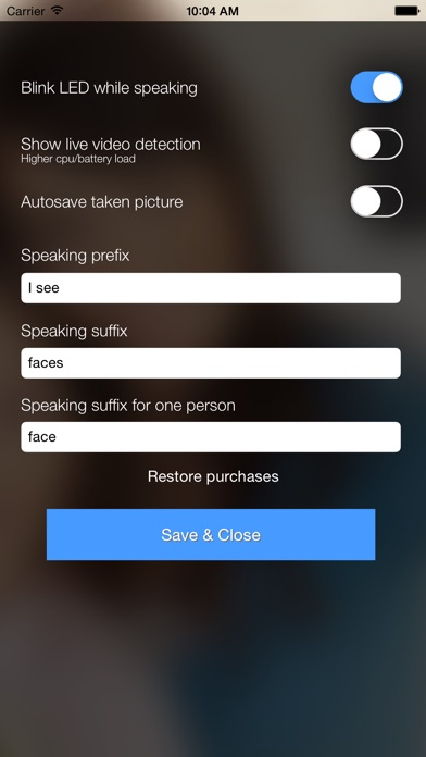 download Selfie Assistant - Take voice guided group selfies with back camera apps 0
