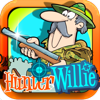 Hunter Willie Hunting Wild Safari dinosaurs - Dungeon Monsters Edition Game