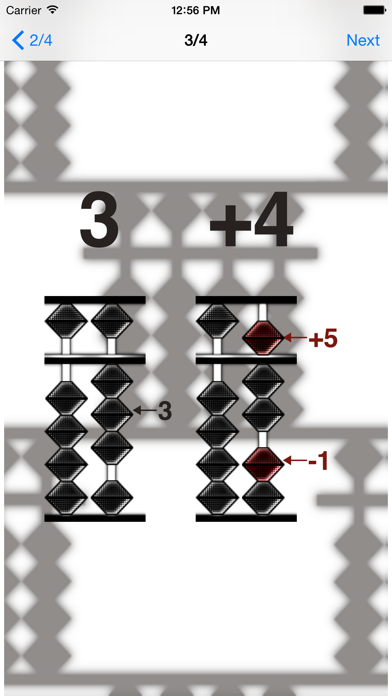 Abacus' brain Lite-4