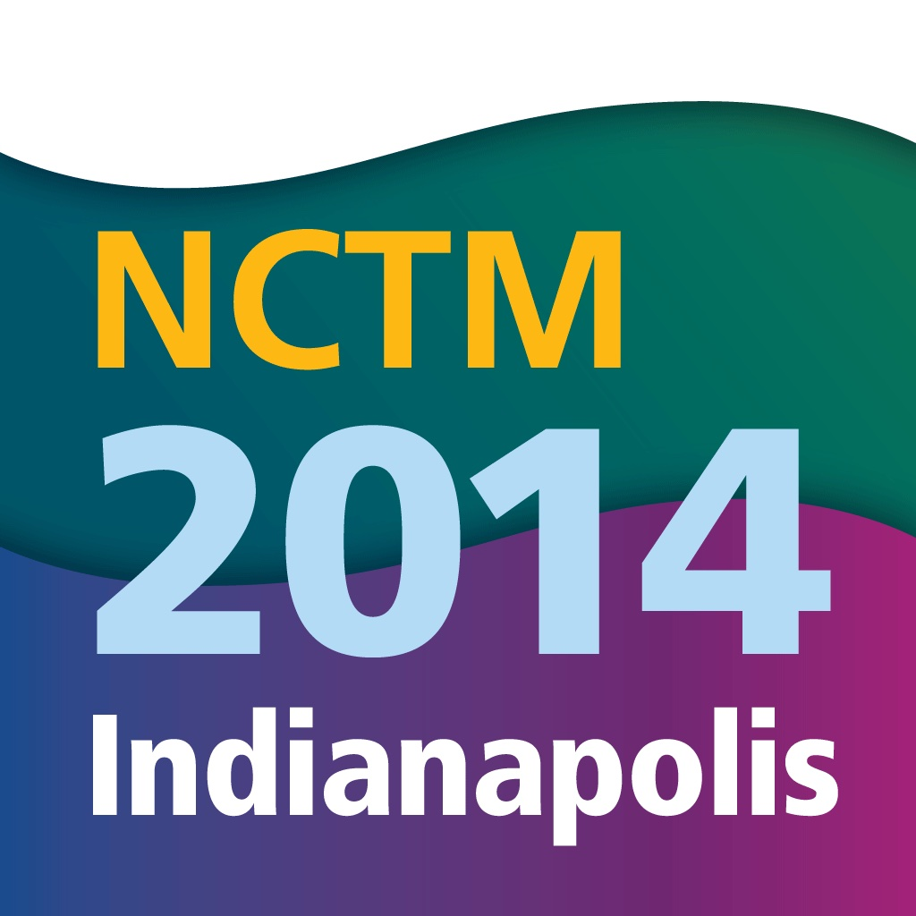 NCTM 2014 Indianapolis icon