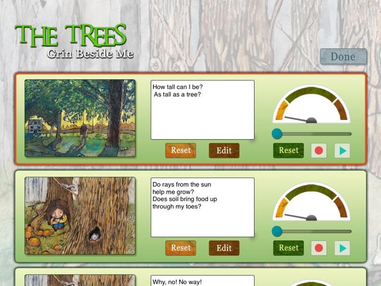The Trees Grin Beside Me screenshot-4