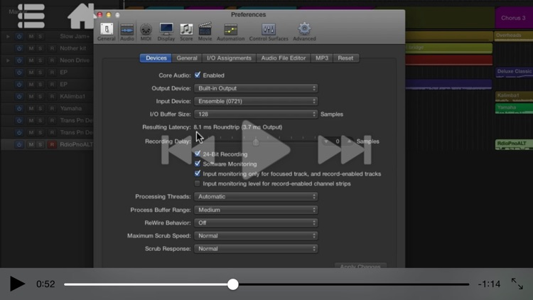 Course in Recording for Logic Pro X screenshot-2