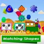 Formas de jogos para crianças Matching icon
