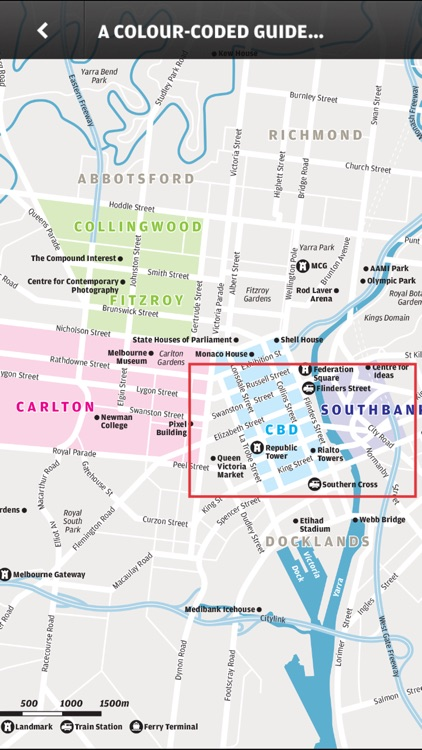 Melbourne: Wallpaper* City Guide screenshot-3