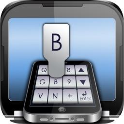 Number Pad - Wireless Numeric Keypad, Numpad and Mouse Trackpad