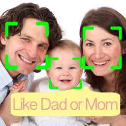 Dad or Mom - You Kolor Photo Look Up Like Father or Mother Beme Free
