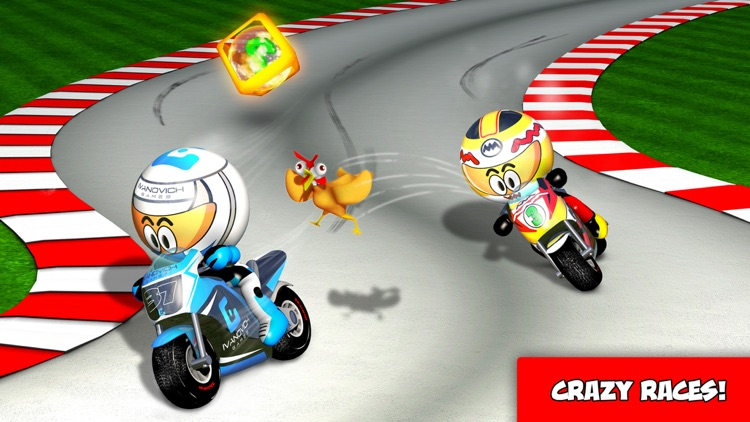 MiniBikers: The game of mini racing motorbikes screenshot-0