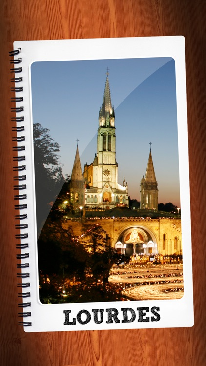 Lourdes Offline Travel Guide