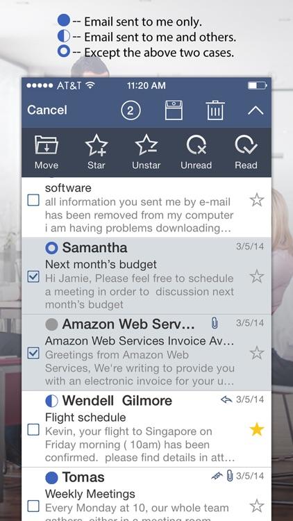 Bext Mail screenshot-3