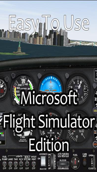 Easy To Use - Microsoft Flight Simulator Editionのおすすめ画像1