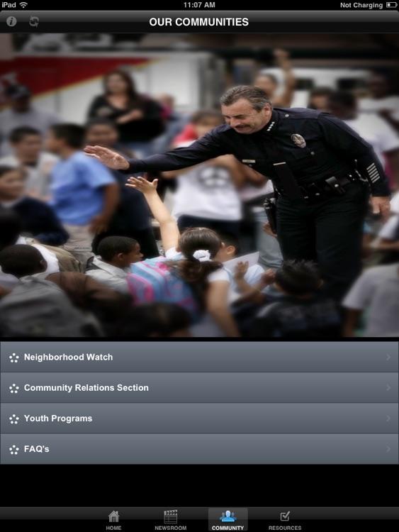 LAPD HD