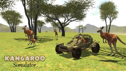 Kangaroo Simulator screenshot one
