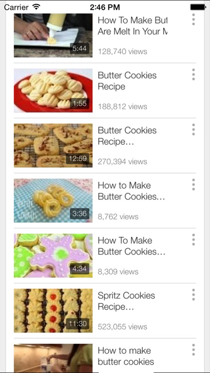 How to Make Cookies - Easy Cookie Recipes screenshot-2