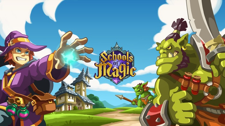 Schools of Magic screenshot-0