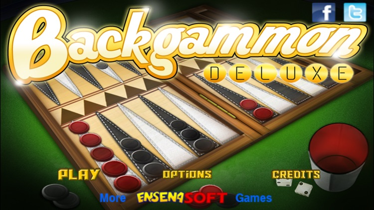 Backgammon Deluxe Free