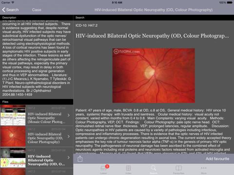Atlas of Ophthalmology HD by Onjoph screenshot three