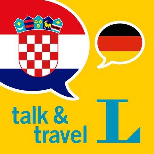 Kroatisch talk&travel – Langenscheidt Sprachfüh...