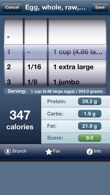 Tap & Track -Calorie Counter (Diets & Exercises) screenshot-3