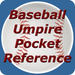 Baseball Umpire Pocket Reference