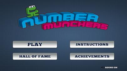 Number Munchersのおすすめ画像1