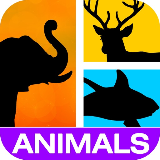 Guess It! Pic Animals Free Trivia Guessing Word Game – Unscramble the Hidden Wildlife and Domestic Farm Animal Puzzle Quizzes with Family and Friends!