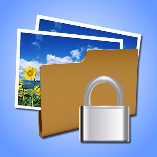 Lock up, photos & videos-Lite iOS App
