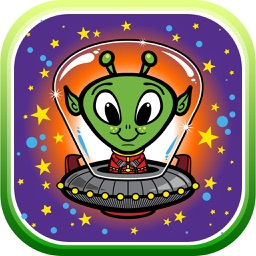 A Deep Space Intergalactic Battle - Alien Invasion Shooting Defense