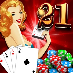 21 Forever Blackjack - High Stakes Cards Casino Game