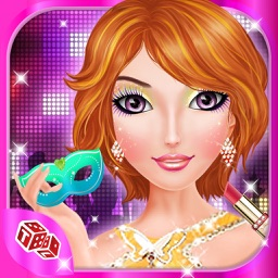 My Party Makeup Salon - Celebrity Face Makeover & Summer Fashion Dress Up for Beach Dance Party