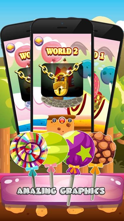 Sweet Candy Blast Legend Mania